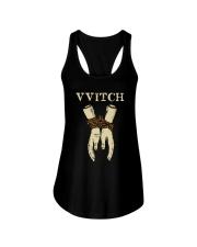Witch Black Magic Ladies Flowy Tank thumbnail