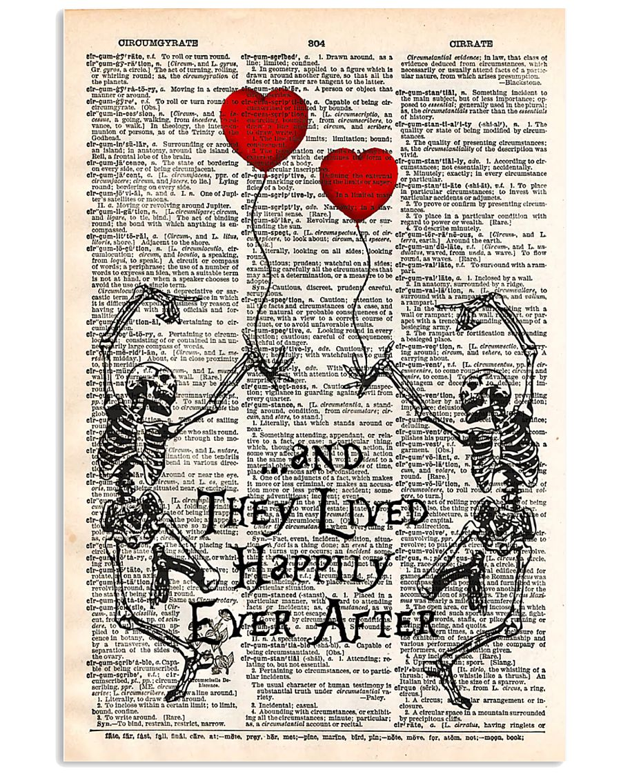 They Lived Happily Ever After 11x17 Poster