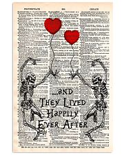 They Lived Happily Ever After 11x17 Poster front