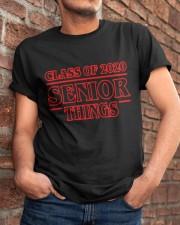 Seniors 2020 Classic T-Shirt apparel-classic-tshirt-lifestyle-26