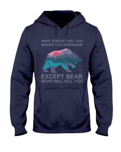 Bear Will Kill You
