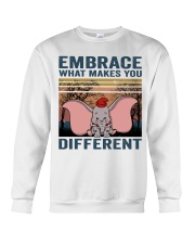 Embrace What Makes You Crewneck Sweatshirt tile