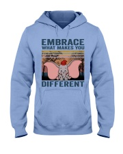 Embrace What Makes You Hooded Sweatshirt tile