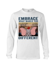 Embrace What Makes You Long Sleeve Tee tile