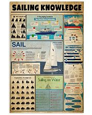 Sailing Knowledge 11x17 Poster front