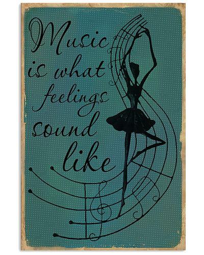 Music Is What Feelings