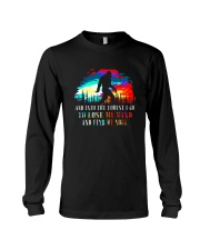 And Into The Forest I Go 3 Long Sleeve Tee thumbnail