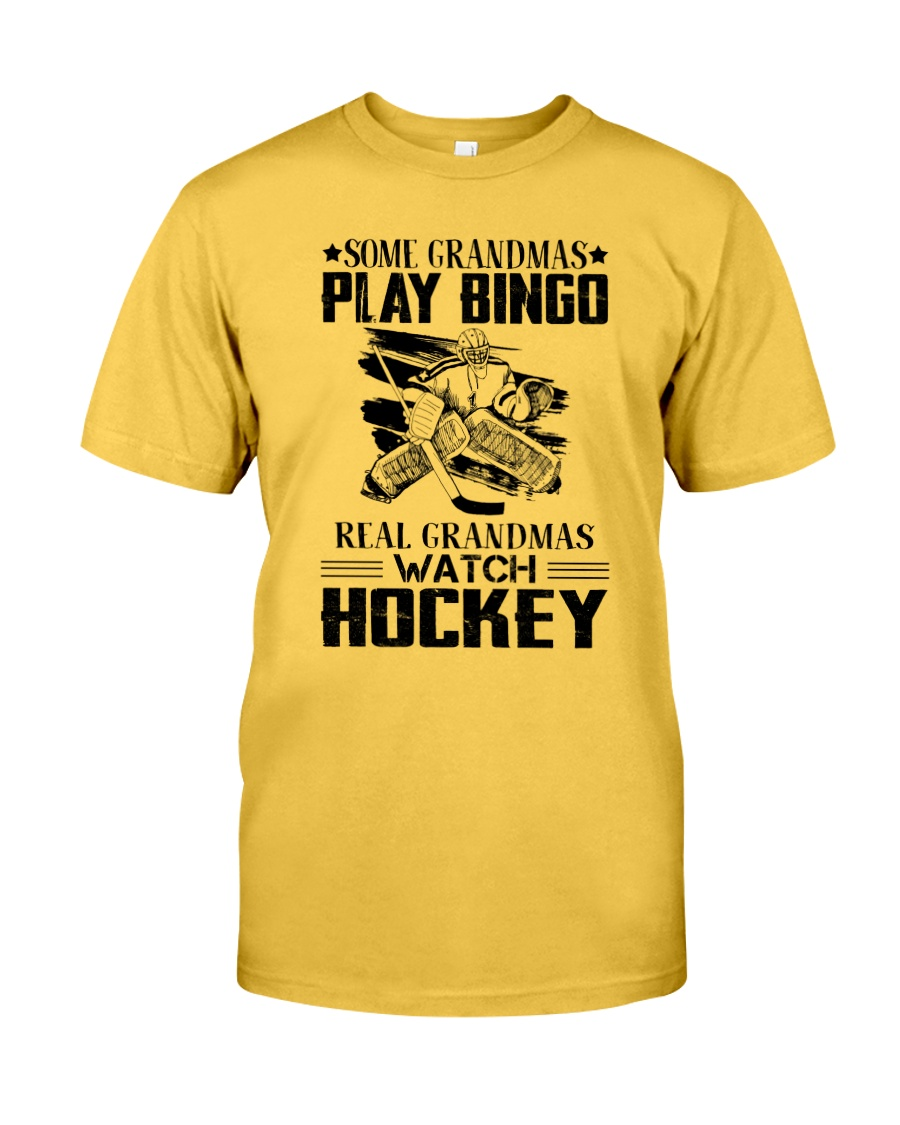 Some Grandmas Play Bingo Classic T-Shirt