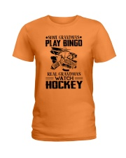 Some Grandmas Play Bingo Ladies T-Shirt thumbnail