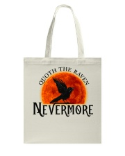 Quoth The Raven Nevermore Tote Bag thumbnail