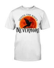 Quoth The Raven Nevermore Premium Fit Mens Tee thumbnail