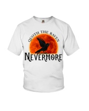 Quoth The Raven Nevermore Youth T-Shirt thumbnail