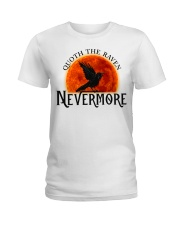 Quoth The Raven Nevermore Ladies T-Shirt thumbnail