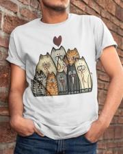 Love Cat Classic T-Shirt apparel-classic-tshirt-lifestyle-26