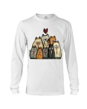 Love Cat Long Sleeve Tee tile