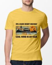 On A Dark Desert Highway Classic T-Shirt lifestyle-mens-crewneck-front-13