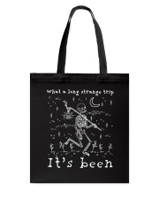 What A Long Strange Trip Tote Bag thumbnail