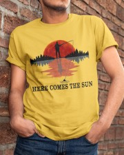 Here Comes The Sun Classic T-Shirt apparel-classic-tshirt-lifestyle-26