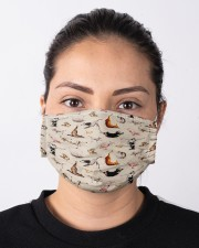 Many Types Yoga Animals Cloth face mask aos-face-mask-lifestyle-01
