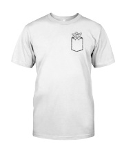 Love Dog Classic T-Shirt front