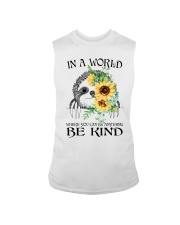 Be Kind Sunflower Sleeveless Tee tile