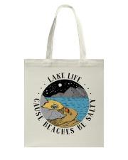 Lake Lipe Tote Bag thumbnail
