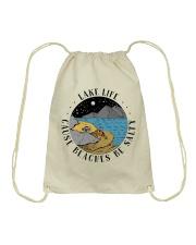 Lake Lipe Drawstring Bag thumbnail