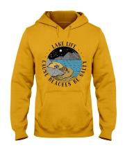 Lake Lipe Hooded Sweatshirt front