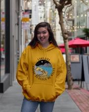 Lake Lipe Hooded Sweatshirt lifestyle-unisex-hoodie-front-2