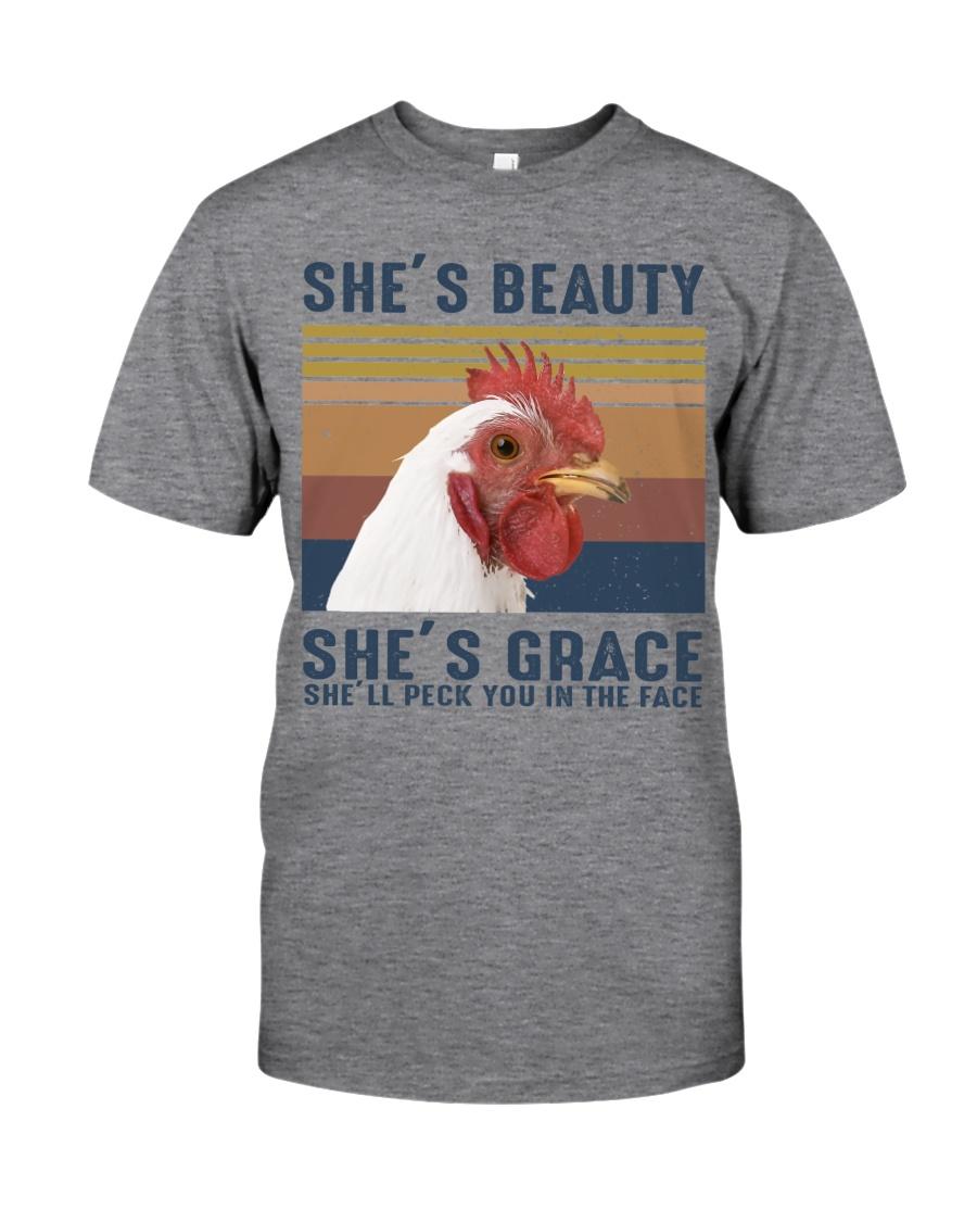 She's Beauty Classic T-Shirt