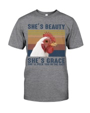 She's Beauty Classic T-Shirt front