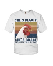 She's Beauty Youth T-Shirt thumbnail