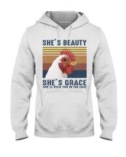 She's Beauty Hooded Sweatshirt thumbnail