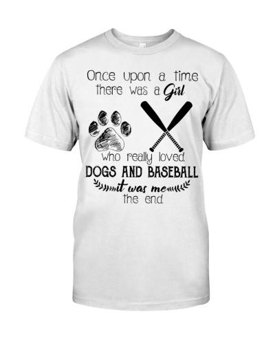 Dogs And Baseball
