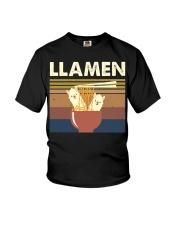 Llamen Funny Youth T-Shirt thumbnail