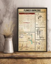 Plumber Knowledge 11x17 Poster lifestyle-poster-3