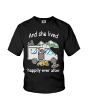 Happily Ever After Youth T-Shirt thumbnail