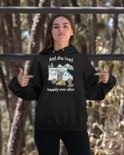 Happily Ever After Hooded Sweatshirt apparel-hooded-sweatshirt-lifestyle-05