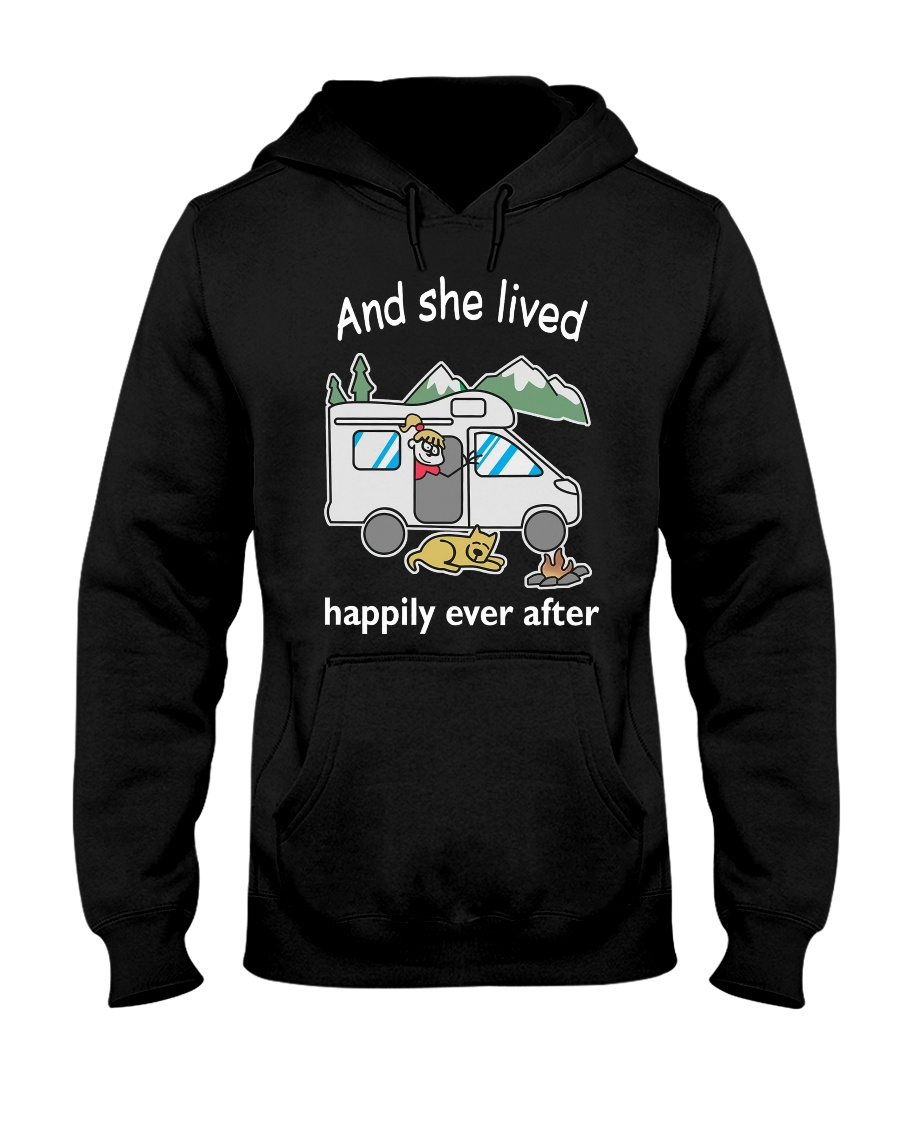 Happily Ever After Hooded Sweatshirt