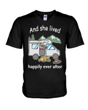 Happily Ever After V-Neck T-Shirt thumbnail