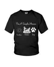 I'm A Simple Woman Youth T-Shirt thumbnail