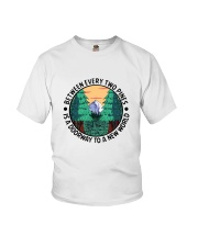 Between Every Two Pines Youth T-Shirt thumbnail