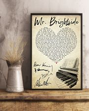 Mr Brightside 11x17 Poster lifestyle-poster-3