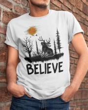 Believe Classic T-Shirt apparel-classic-tshirt-lifestyle-26