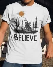 Believe Classic T-Shirt apparel-classic-tshirt-lifestyle-28