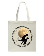 You Want The Moon Tote Bag thumbnail