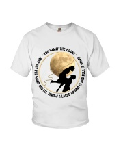 You Want The Moon Youth T-Shirt thumbnail