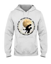 You Want The Moon Hooded Sweatshirt thumbnail