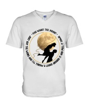 You Want The Moon V-Neck T-Shirt thumbnail