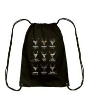 Love Hunting Drawstring Bag thumbnail